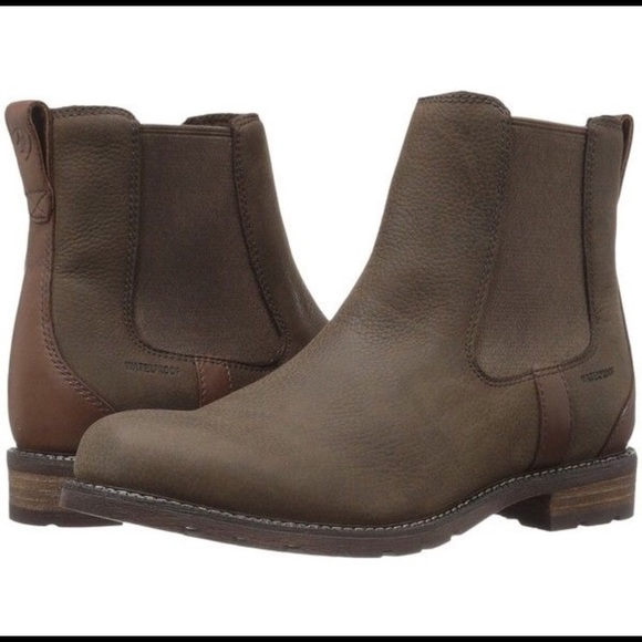 2ea8f29716b1 Ariat Shoes - Ariat Wexford H2O Chelsea Boots